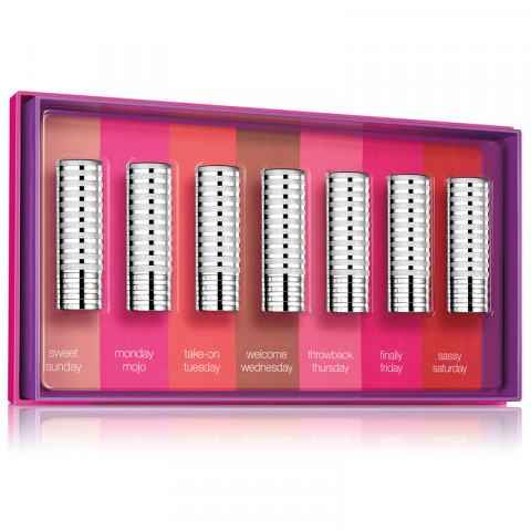 Days of the Week Lipstick Set