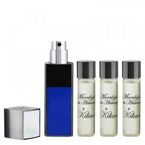 Moonlight in Heaven Travel Spray and its 4 Refills
