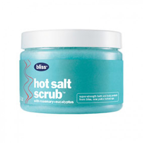 Hot Salt Scrub