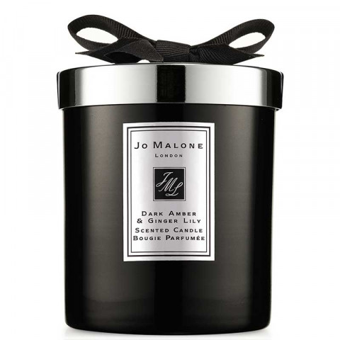 'Dark Amber & Ginger Lily' Home Candle, 7.0 oz