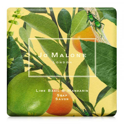 Lime Basil & Mandarin Soap, 3.5 oz