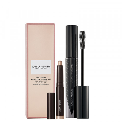 Caviar Duet Mascara & Shadow