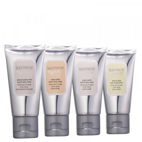 Tres Riche Hand & Body Creme Collection