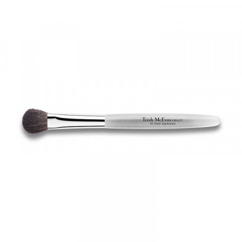 Brush 45 Sheer Application