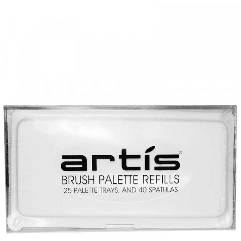 Brush Palette Refills Set