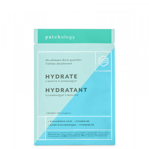 FlashMasque Hydrate 5 Minute Facial Sheets