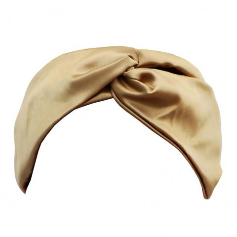 Gold Twist Headband