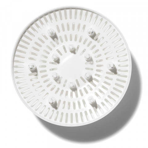 Soft Curl Diffuser for Cura Dryers (White)