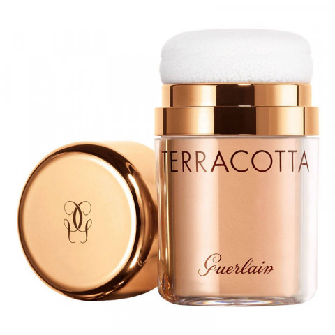 Terracotta Touch Loose Powder On-The- Go