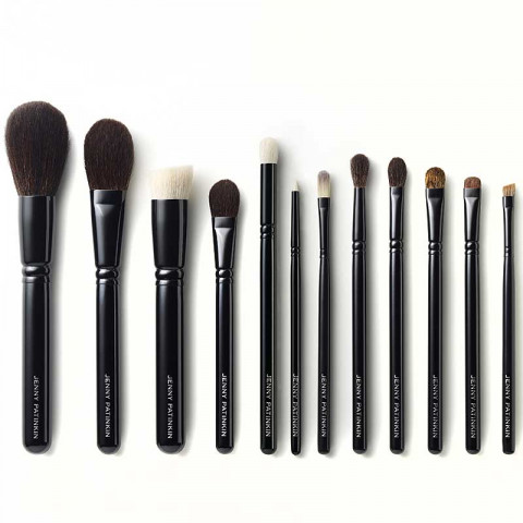 12 Piece Brush Set with Case
