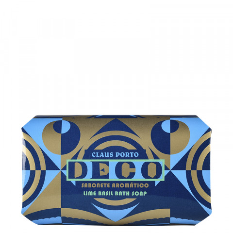 Deco - Lime Basil Bath Soap