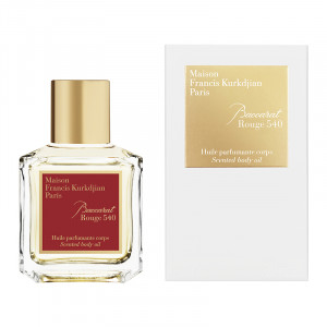 Baccarat Rouge Body Oil, 70mL
