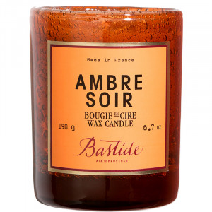 Candle Ambre Soi, 6.7 oz.