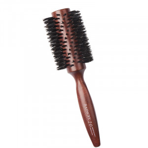 PURE Boar Bristle Smoothing Brush, Large