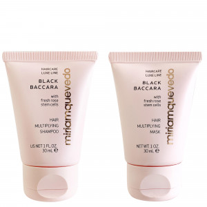 Black Baccara Shampoo and Hair Mask Duo GWP