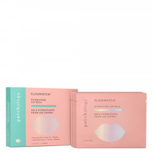 Lip Renewal Flashpatch 5 Minute Hydrogels, 5 Pack