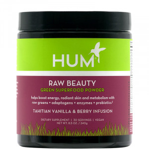 Raw Beauty - Tahitian Vanilla Berry Infusion
