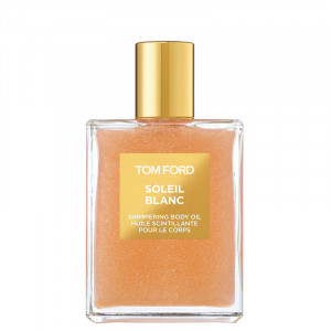 Soleil Blanc Shimmering Body Oil, Rose Gold 3.4 oz