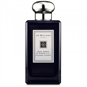'Dark Amber & Ginger Lily' Cologne Intense