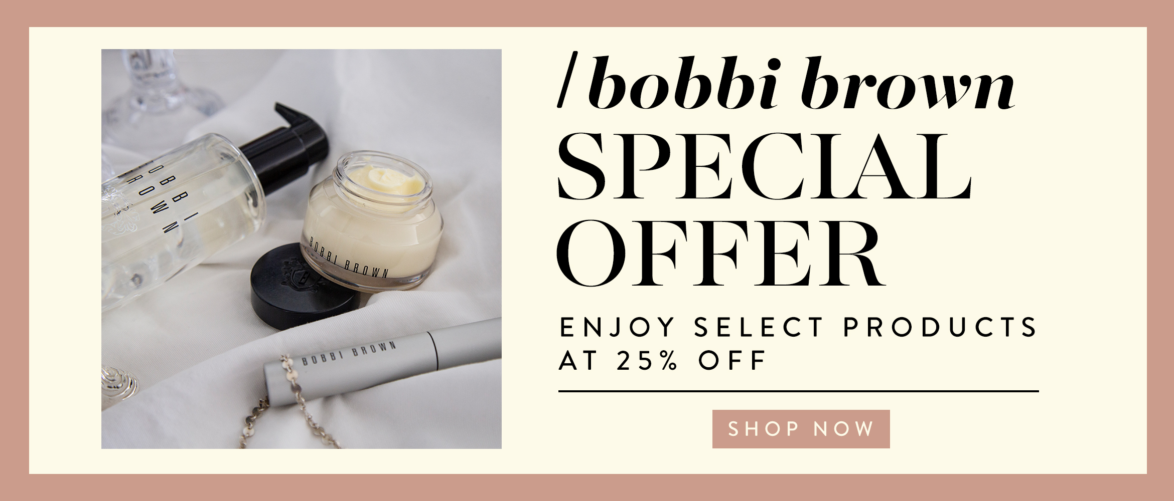 HP: Bobbi Brown Sale