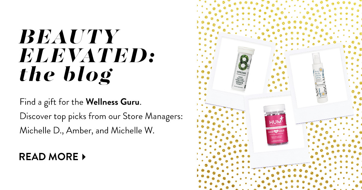 How to shop for the Wellness Guru this holiday