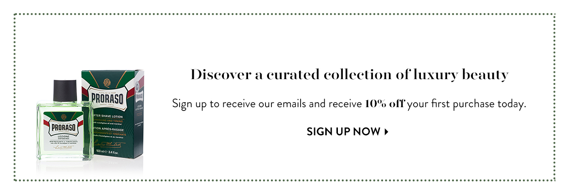 Sign Up to Receive 10% Off!