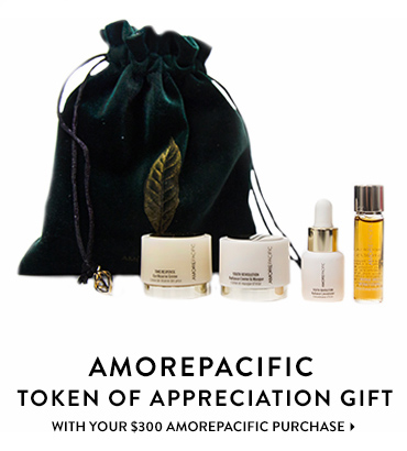AmorePacific token of appreciation gift