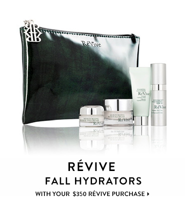 Revive fall hydrators