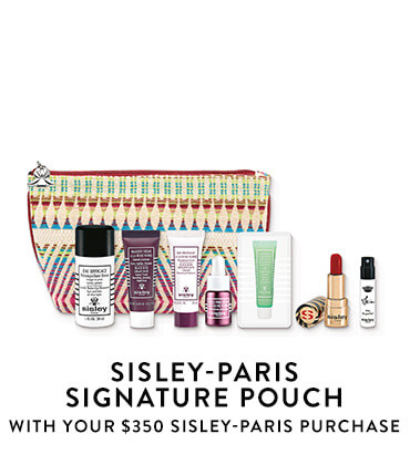 Sisley Paris gifts with Purchase